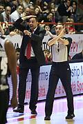 DESCRIZIONE : Campionato 2014/15 Giorgio Tesi Group Pistoia - Dolomiti Energia Trento<br /> GIOCATORE : Moretti Paolo<br /> CATEGORIA : Allenatore Coach Arbitro Referee Mani<br /> SQUADRA : Giorgio Tesi Group Pistoia<br /> EVENTO : LegaBasket Serie A Beko 2014/2015<br /> GARA : Giorgio Tesi Group Pistoia - Dolomiti Energia Trento<br /> DATA : 18/03/2015<br /> SPORT : Pallacanestro <br /> AUTORE : Agenzia Ciamillo-Castoria/S.D'Errico<br /> Galleria : LegaBasket Serie A Beko 2014/2015<br /> Fotonotizia : Campionato 2014/15 Giorgio Tesi Group Pistoia - Dolomiti Energia Trento<br /> Predefinita :