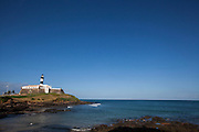 Salvador_BA, Brasil.<br /> <br /> Litoral de Salvador, capital da Bahia. Na foto Farol da Barra na Praia da Barra.<br /> <br /> Coast of Salvador, capital of Bahia. In the photo Farol da Barra in Praia da Barra.<br /> <br /> Foto: RODRIGO LIMA / NITRO