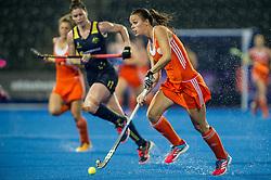 The Netherlands v Australia - Hockey Champions Trophy, Lee Valley Hockey and Tennis Centre, London, UK on 23 June 2016. Photo: Simon Parker
