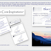 Blue Crow inspirations