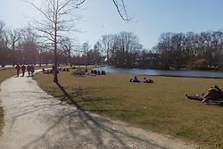 Vondelpark Amsterdam, Noord Holland, Netherlands