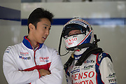 29th October - 1st November 2015. World Endurance Championship. 6 Hours of Shanghai.  Shanghai International Circuit, China. Anthony Davidson, Kazuki Nakajima