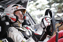 February 15, 2018 - Suede - Esapekka Lappi (FIN) - Janne Ferm (FIN) - Toyota Yaris WRC (Credit Image: © Panoramic via ZUMA Press)