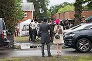 MELVYN LAWTON; OLIVER DAELEMONS, Royal Ascot, Tuesday, 14 June 2016