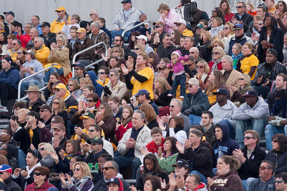 Rowan University 2010 Homecoming Football vs Morrisville State College in Glassboro, NJ on Saturday October 30, 2010. (photo / Mat Boyle)