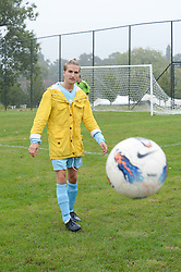 OLLIE PROUDLOCK at the Ripley Football Tournament hosted by Irene Forte in aid of The Samaritans held at Ryde Farm, Hungry Hill Lane, Ripley, Surrey on 14th September 2013.  After the football guests enjoyed an after party.