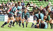 LONDON IRISH V BEDFORD, Andy Gomersall, Twickenham, GREAT BRITAIN [Mandatory Credit: Peter Spurrier; Intersport Images].