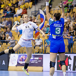 20171001: SLO, Handball -2018 European Women's Championship qualification, Slovenia v Czech Republic