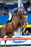 Julian de Boer - Carollo<br /> FEI World Breeding Jumping Championships for Young Horses 2016<br /> © DigiShots