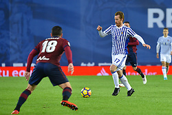 November 5, 2017 - San Sebastian, Gipuzkoa - Basque Country, Spain - Zurutuza of Real Sociedad during the Spanish league football match between Real Sociedad and Eibar at the Anoeta Stadium on 5 November 2017 in San Sebastian, Spain  (Credit Image: © Jose Ignacio Unanue/NurPhoto via ZUMA Press)