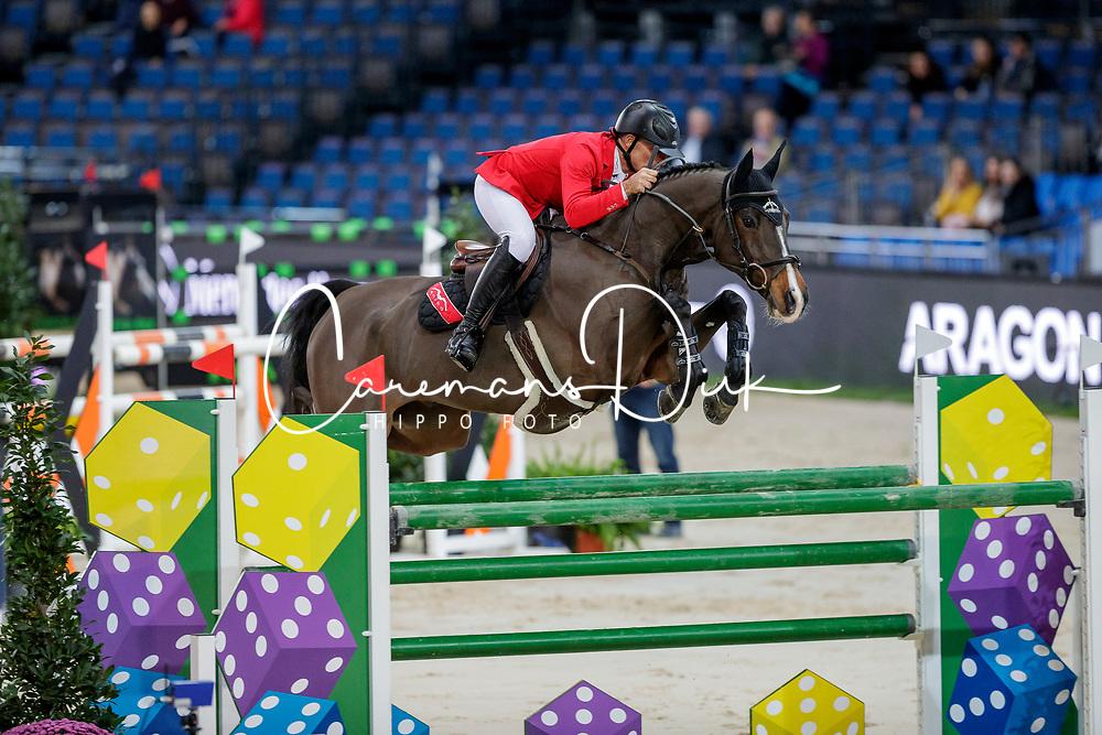 Schwizer Pius, SUI, Cas<br /> Stuttgart - German Masters 2019<br /> © Hippo Foto - Stefan Lafrentz<br /> 14/11/2019
