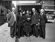 Cork Receives new Red Cross Ambulance.10/06/1958