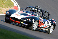 #56 David Pattison, Ginetta G20. Protyre Motorsport Ginetta GT5 Challenge at Oulton Park, Little Budworth, Chesihre, United Kingdom. 19th April 2014. World Copyright: Peter Taylor/PSP. Copy of publication required for printed pictures. Every used picture is fee-liable. http://archive.petertaylor-photographic.co.uk
