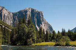 El Capitan, Merced River, Yosemite National Park, California, USA.  Photo copyright Lee Foster.  Photo # california121238