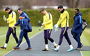 Tottenham Hotspur Training Session & Press Conference - 06 March 2018