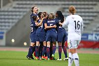 Fotball , 16. oktober 2016 ,<br /> SOCCER : PSG vs LSK - Womens Champions League - 10/13/2016<br />  PSG Paris - Lillestrøm <br /> joie Rozeira Cristiane (PSG) jubel PSG<br /> Norway only