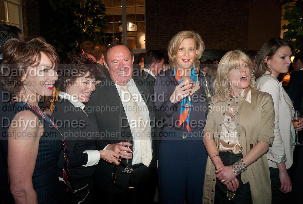 Spectator Life - launch party, Asprey London, 167 New Bond Street, London. 28 March 2012KATHY LETTE; RUBY WAX; ANDREW NEIL; AMANDA STAVELEY; RACHEL JOHNSON, Spectator Life - launch party, Asprey London, 167 New Bond Street, London. 28 March 2012