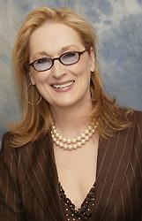 June 16, 2016 - Hollywood, California, U.S. - Meryl Streep promotes her new film ''The Devil Wears Prada'' in New York.on June 16, 2006  (Credit Image: © Armando Gallo via ZUMA Studio)