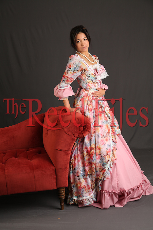 The Reed FIles Colonial Woman