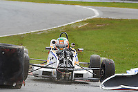 #5 Niall MURRAY Van Diemen RF99 during Avon Tyres Formula Ford 1600 National & Northern Championship - Post 89 - Race 3  as part of the BRSCC Oulton Park Season Opener at Oulton Park, Little Budworth, Cheshire, United Kingdom. April 09 2016. World Copyright Peter Taylor/PSP. Copy of publication required for printed pictures.  Every used picture is fee-liable. http://archive.petertaylor-photographic.co.uk