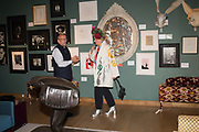 ANDY WALTER, KITTY ARDEN,  A  selection of items from Michael Howell's Estate  in an interiors sale at Christie's. London. September 11.