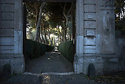 Rome, Italy, 2006-Driveway on the Apia Antica