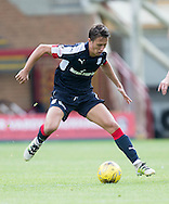Dundee&rsquo;s Danny Williams - Motherwell v Dundee in the Ladbrokes Scottish Premiership at Fir Park, Motherwell. Photo: David Young<br /> <br />  - &copy; David Young - www.davidyoungphoto.co.uk - email: davidyoungphoto@gmail.com