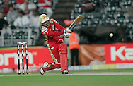 Lions playr Rahul Dravid during match 18 of the Airtel CLT20 held between the Lions and Royal Challengers Bangalore at The Wanderers Stadium in Johannesburg on the 19 September 2010..Photo by: Abbey Sebetha/SPORTZPICS/CLT20