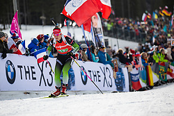 /during the Mixed Relay 2x 6 km / 2x 7,5 km at day 3 of IBU Biathlon World Cup 2019/20 Pokljuka, on January 23, 2020 in Rudno polje, Pokljuka, Pokljuka, Slovenia. Photo by Peter Podobnik / Sportida