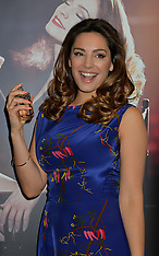 MAR 17 2014 Kelly Brook Perfume Launch