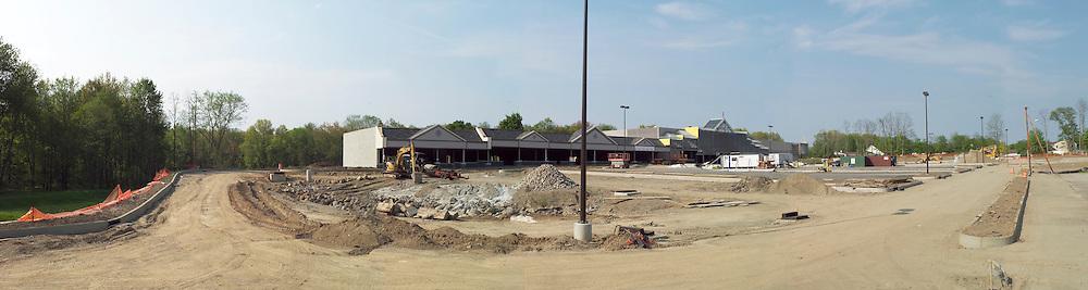 Construction documentation, A&P Plaza, East Fishkill, NY.