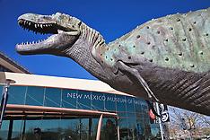 New Mexico Natural History Museum - Albuquerque - photos