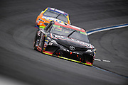 September 28-30, 2018. Charlotte Motorspeedway, ROVAL400: 20 Erik Jones, Reser's, Toyota, Joe Gibbs Racing