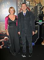 Mark Billingham, Specsavers Crime Thriller Awards, Grosvenor House Hotel, London UK, 24 October 2014, Photo by Richard Goldschmidt