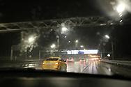 Arrivée à Moscou, dans la voiture de Dmitry The Russian boy story