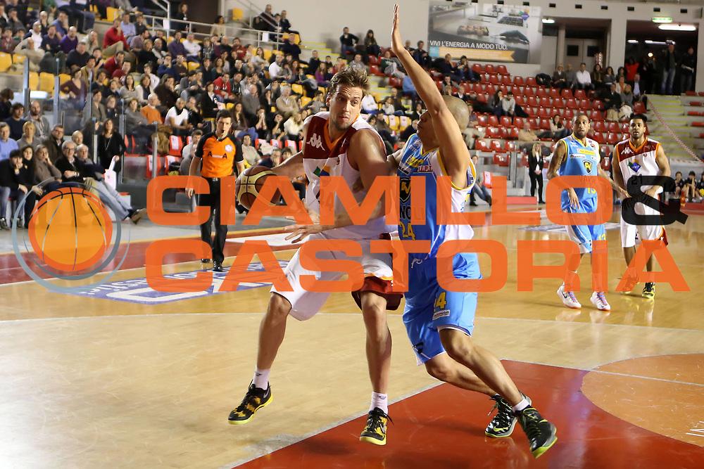 DESCRIZIONE : Roma Lega A 2012-13 Acea Roma Vanoli Cremona<br /> GIOCATORE : Peter Lorant<br /> CATEGORIA : palleggio<br /> SQUADRA : Acea Roma <br /> EVENTO : Campionato Lega A 2012-2013 <br /> GARA : Acea Roma Vanoli Cremona<br /> DATA : 03/03/2013<br /> SPORT : Pallacanestro <br /> AUTORE : Agenzia Ciamillo-Castoria/ElioCastoria<br /> Galleria : Lega Basket A 2012-2013  <br /> Fotonotizia : Roma Lega A 2012-13 Acea Roma Vanoli Cremona<br /> Predefinita :