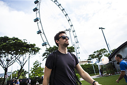 September 14, 2017 - Singapore, Singapore - Motorsports: FIA Formula One World Championship 2017, Grand Prix of Singapore, ..#30 Jolyon Palmer (GBR, Renault Sport F1 Team) (Credit Image: © Hoch Zwei via ZUMA Wire)