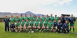 The Connacht Junior team <br /> Pic Conor McKeown