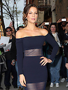 May 10, 2016 - New York, NY, USA - <br /> <br /> Kate Beckinsale arriving to attend a Love & Friendship Screening at Landmark Sunshine Cinema <br /> ©Excluisvepix Media