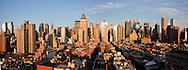 New York, midtown manhattan and times square  skyline,  New york United states /  le panorama de times square et midtown.  New York
