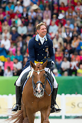 Patrick Kittel, (SWE), Watermill Scandic HBC - Grand Prix Special Dressage - Alltech FEI World Equestrian Games™ 2014 - Normandy, France.<br /> © Hippo Foto Team - Leanjo de Koster<br /> 25/06/14