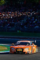 October 16, 2016 - Hockenheim, Germany - Motorsports: DTM race Hockenheim, Saison 2016 - 9. Event Hockenheimring, GER, #53 Jamie Green (GBR, Audi Sport Team Rosberg, Audi RS5 DTM) (Credit Image: © Hoch Zwei via ZUMA Wire)