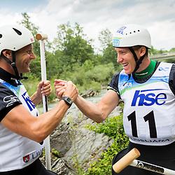 20140614: SLO, Kayak&Canoe - ICF Canoe Slalom World Cup in Tacen 2014