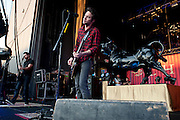 Chevelle on the Carnival of Madness at the Lifestyles Community Pavilion in Columbus, OH on August 1, 2012