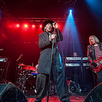 The Tubes in concert at The Art School, Glasgow, Scotland, Great Britain 22nd October 2016