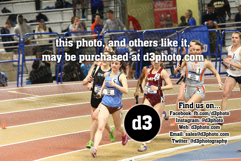 NCAA Division III In door Track and Field Championships