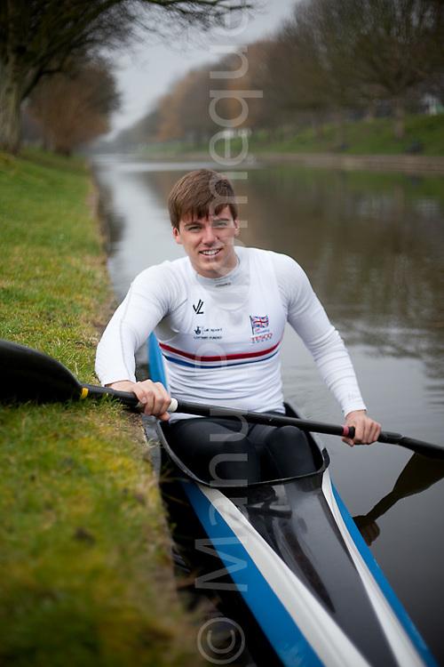 Dean Terry - Olympic hopeful - flat-water kayak