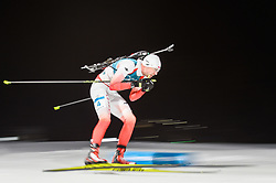 February 11, 2018 - Pyeongchang, Gangwon, South Korea - Grzegorz Guzik of Poland at Mens 10 kilometre sprint Biathlon at olympics at Alpensia biathlon stadium, Pyeongchang, South Korea on February 11, 2018. (Credit Image: © Ulrik Pedersen/NurPhoto via ZUMA Press)