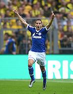Fussball Bundesliga 2012/13: Borussia Dortmund - FC Schalke 04