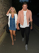Exclusive - Love Islands Olivia and Alex at Sheesh restaurant